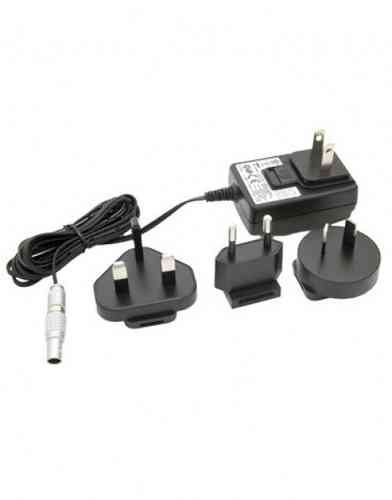 18 Watt AC Adapter 6ft. Cable to 2-Pin Lemo