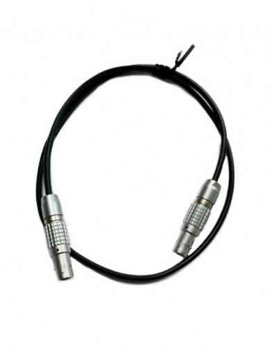 2-Pin Lemo to 2-Pin Lemo - Approx 20cm Cable