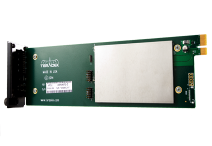 T-Rax H.264 HD-SDI Encoder Card